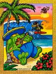 Capcom Fighting Tribute: Hawaii vacation 2015