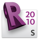 Revit Structure 2010 Logo Icon by cyberslice