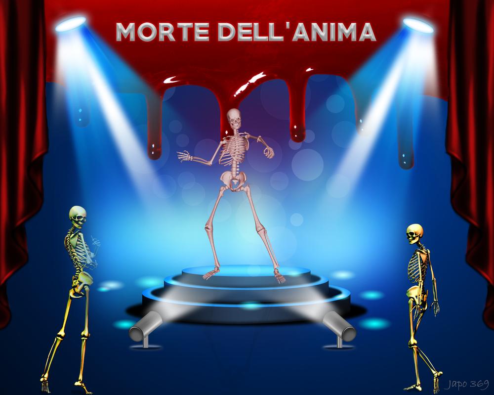 Morte dell'anima (Death of the soul) by japo369