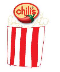 requost- popcorn wiht chilys by Mupapapam