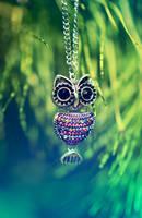 Owl by Spademm