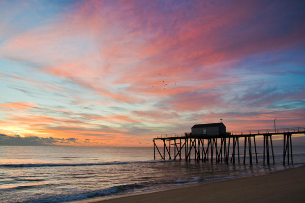 Sunrise by Spademm