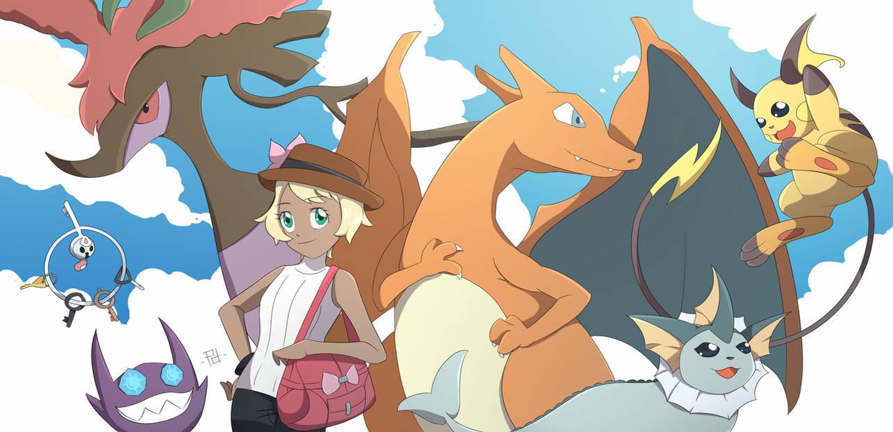 Pokemon : Genny's Team