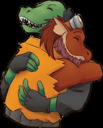 Hugs for Eternek