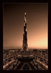 Burj Khalifa . . .