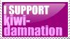 kiwi-damnation stamp by caybeach