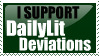 DailyLitDeviations stamp by caybeach