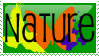 Nature stamp by caybeach