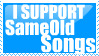 SamOldSongs stamp by caybeach