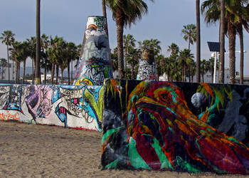 Venice Beach by caybeach