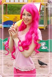 MLP cosplay - Pinkie Pie by RestlessMuse
