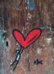 street (he)art by LaRoseDuPetitPrince