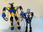 Bionicle: you have a bite... (Gift)