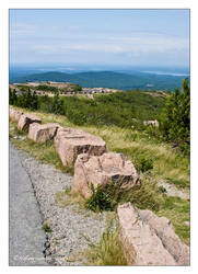 From Cadillac Mountain by hiding-under-water