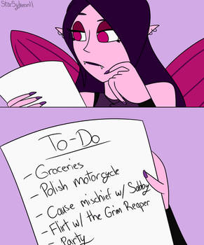 Suzette's To-Do List