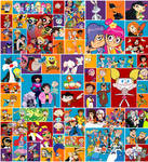 Happy International Animation Day Collage