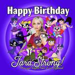 Happy 48th Birthday, Tara Strong