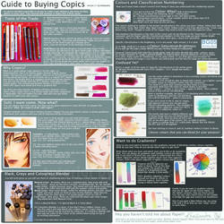 Guide: Buying Copics v2.1 by Khallandra