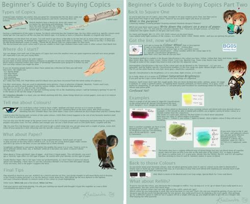 Tutorial: Buying Copics v1