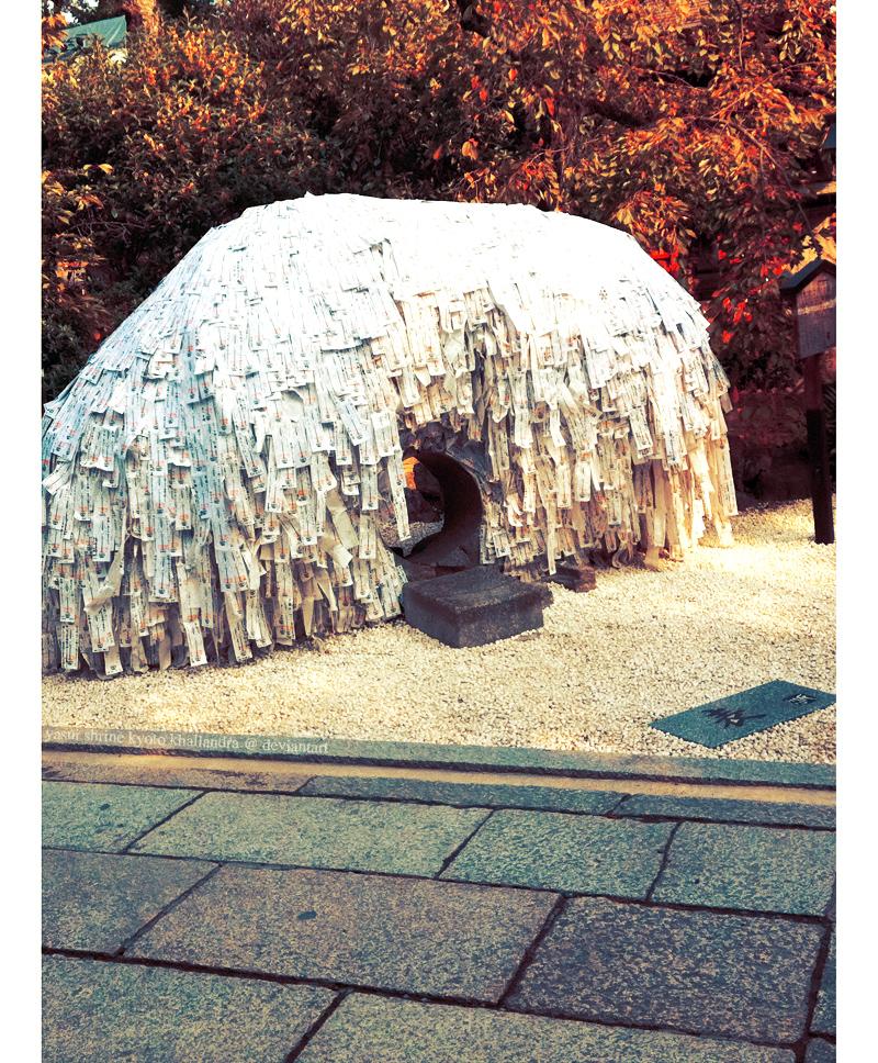 yasui shrine kyoto by khallandra on deviantart