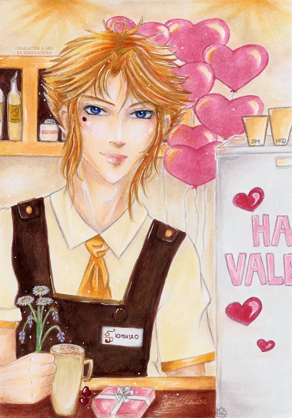 Kimihiro Valentines by Khallandra