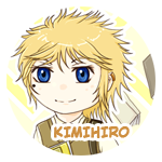 Button: Kimihiro by Khallandra