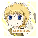 Button: Kimihiro by Khallandra