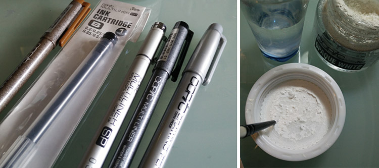Other Copic Products by Khallandra