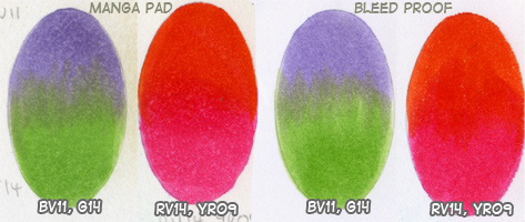 Example Gradient Eggs by Khallandra