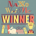 NaNo-2015-Winner-Badge-Small-Square by Khallandra