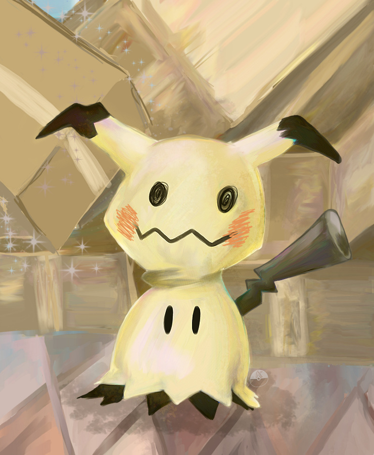 Pokemon Challenge - Fav Ghost by Khallandra