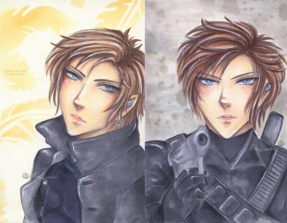 Cain Day and Night by Khallandra