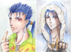 Lancer and Caster