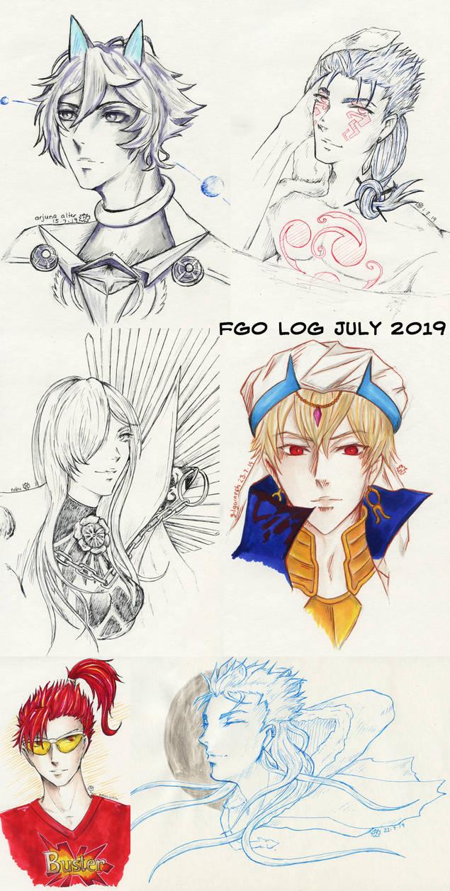 FGO July Log