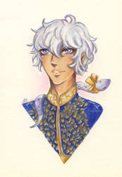 Santa's Workshop 2019 - Asra by Khallandra
