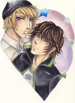 Kimihiro and Yuuta (2020)