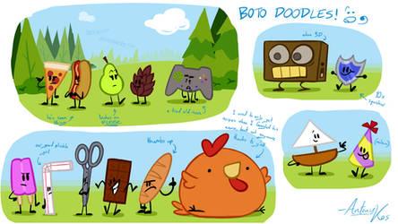 BOTO Doodles (Redesigns)