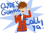 SP - Clyde's gonna call you
