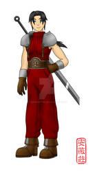 2nd Class SOLDIER Zen
