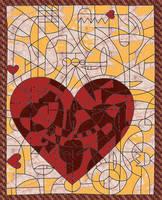 be fella's valentine by GrimmestFangs