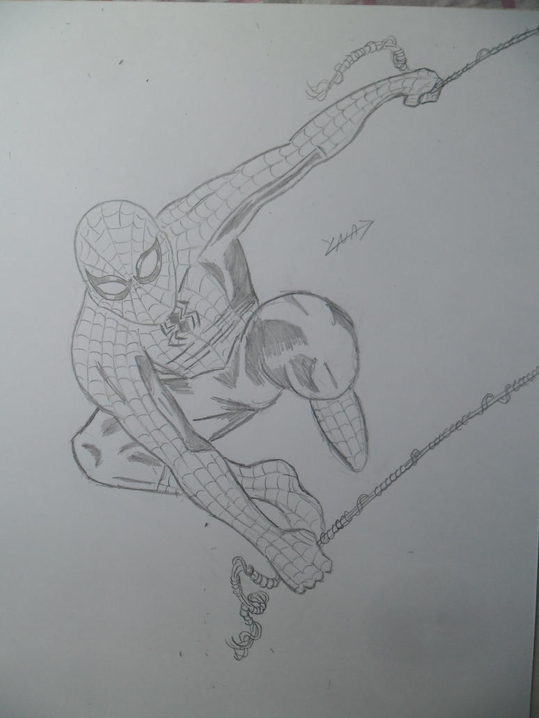 El sorprendente Spider-Man by YNAD009