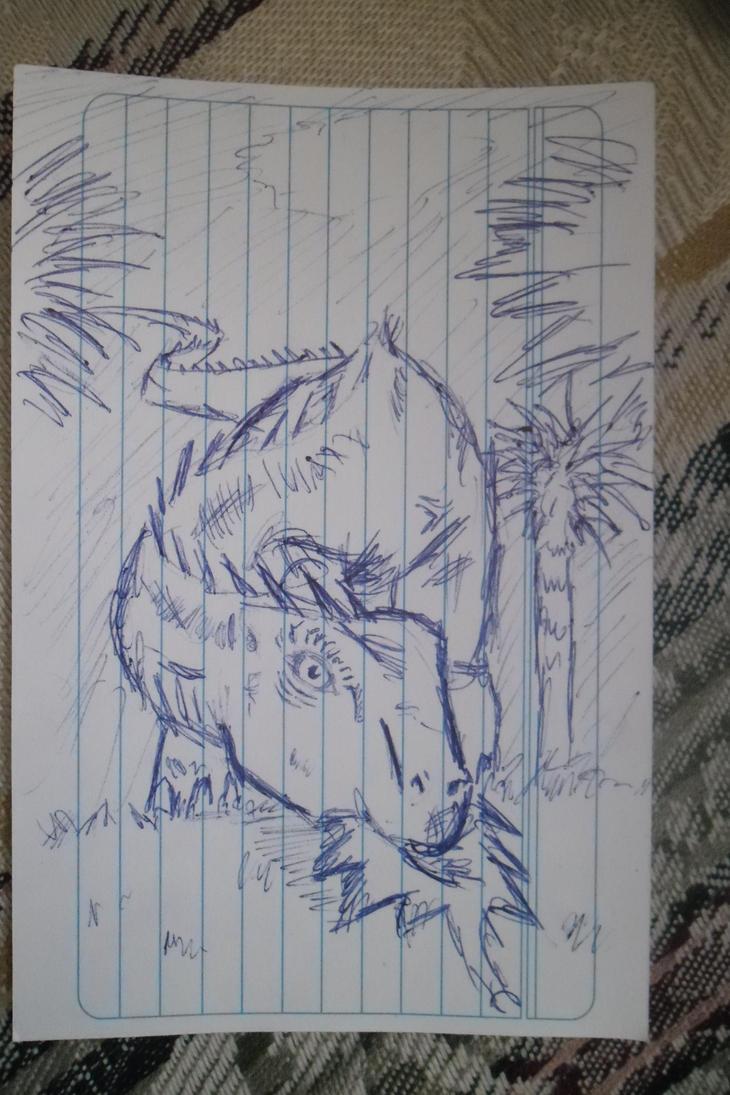 Diplodocus by YNAD009