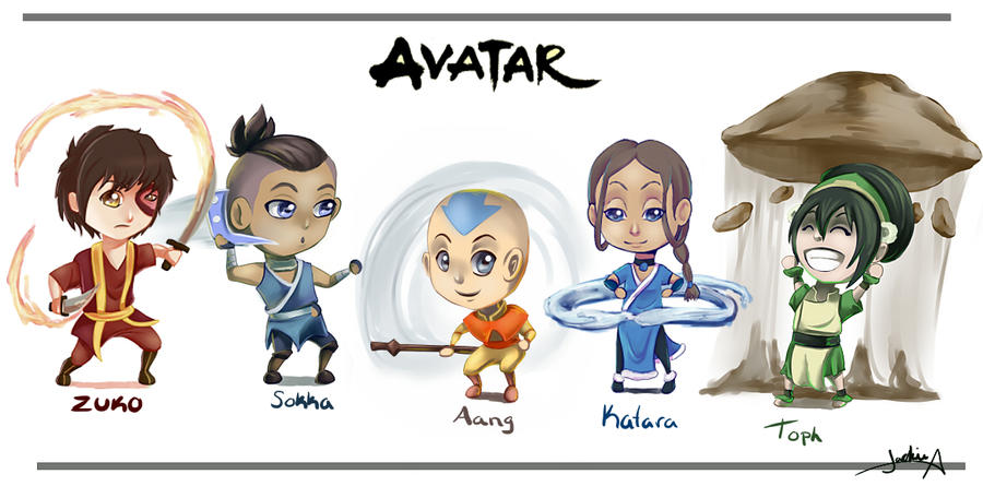 Avatar poster by IcaZell