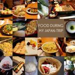 food during my japan trip xD