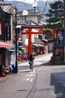 streets of Kyoto - Fushimi Inari 04