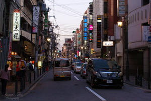 streets of Kyoto 3 by LunaFeles