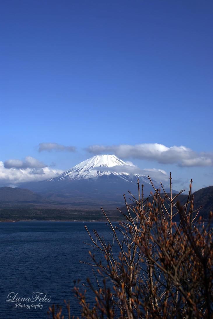 Fuji-San 4 by LunaFeles