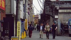 beautiful Shibuya by LunaFeles
