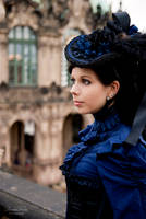 Lady in Dresden I by LunaFeles