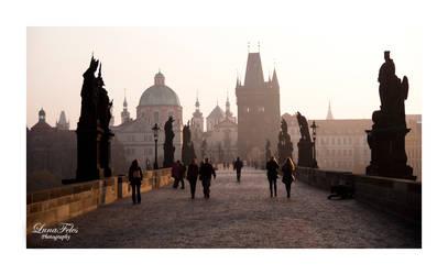 Prague by LunaFeles
